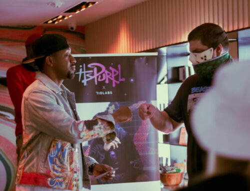 The Artist Tree Debuts Jaleel White and 710's New Collab, itsPurpl