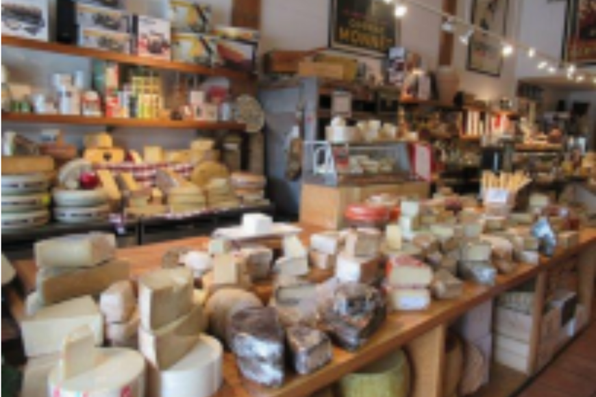 beverly hills cheese store