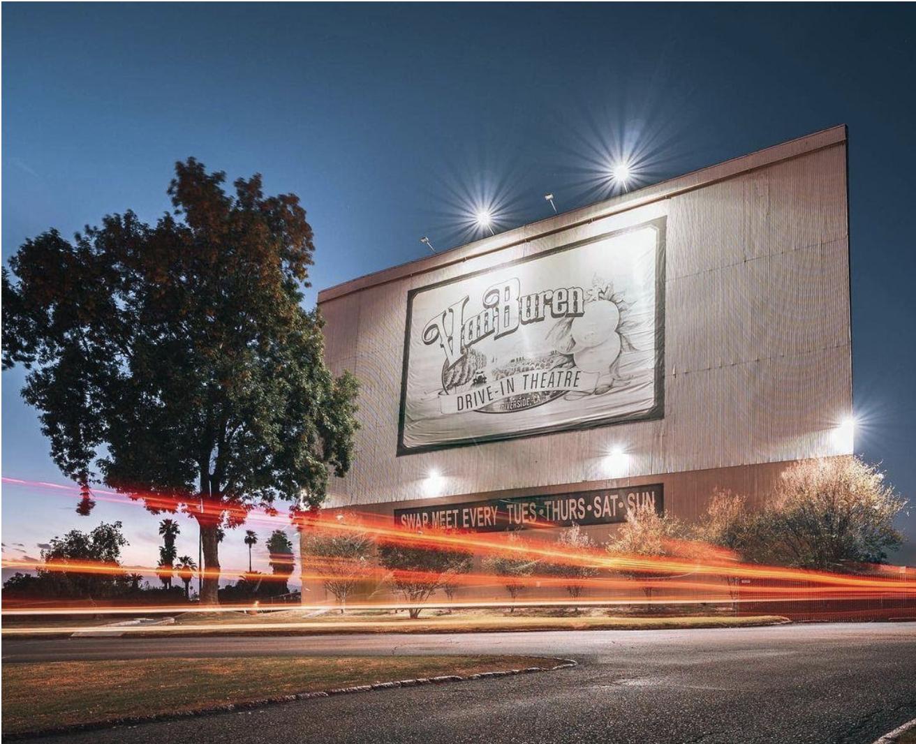 Van Buren Drive-In Movie Theater
