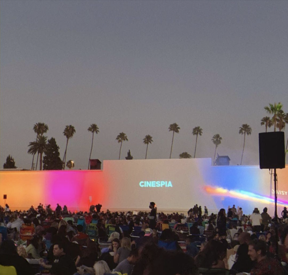 Cinespia Dispensary Los Angeles